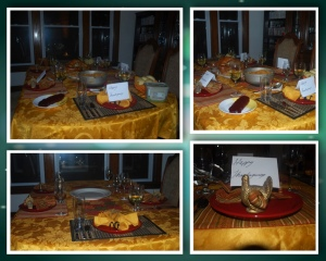 Thanksgiving Table 2015